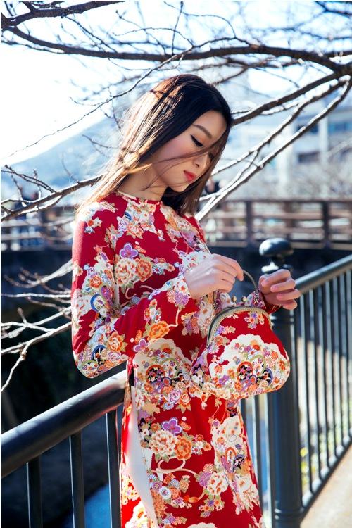 Mỹ Linh, Thanh Tú mặc Kimono đẹp hơn cả gái Nhật - 3