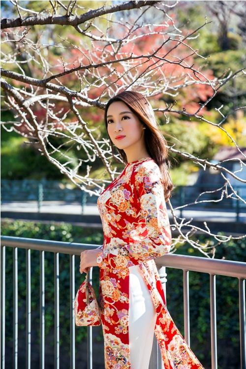 Mỹ Linh, Thanh Tú mặc Kimono đẹp hơn cả gái Nhật - 4