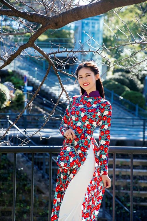 Mỹ Linh, Thanh Tú mặc Kimono đẹp hơn cả gái Nhật - 6