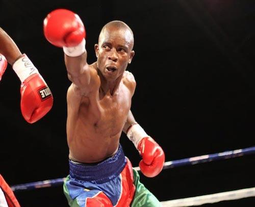 Boxing: 40 giây đổ như chuối với cú trái ngàn cân