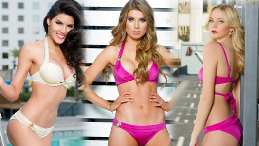 """Những màn trình diễn áo tắm """"bốc lửa"""" nhất Miss Universe"""