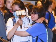 Ca nhạc - MTV - Fan Việt oà khóc khi gặp thành viên Super Junior