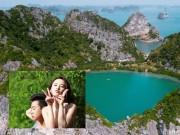 Phim - Vịnh Hạ Long đẹp nao lòng trong phim của Angela Phương Trinh