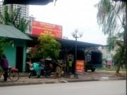 Tin tức trong ngày - Hà Nội: Bãi đỗ xe, hàng quán vây sông, hồ