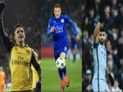 """Bóng đá - Arsenal, Man City, Leicester: 3 """"lính ngự lâm"""" NHA tại C1"""