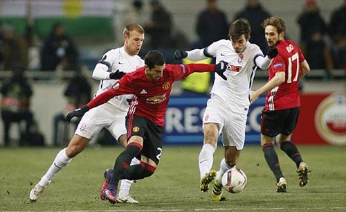 Sau trận đấu này MU tiến thẳng vào vòng knouck-out.Mkhitaryan là người ghi được bàn thắng đầu tiên cho quỹ đỏ