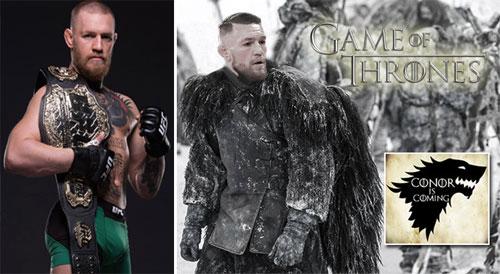 Tin thể thao 9/12: McGregor đóng siêu phẩm Hollywood