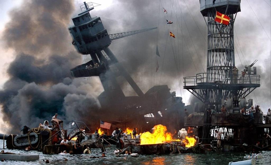 Điều gì xảy ra nếu Nhật không tấn công Trân Châu Cảng? - 1