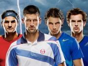 Thể thao - 10 trận tennis KINH ĐIỂN 2016: Khoảng trời Djokovic, Murray
