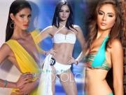 """Thời trang - 10 đối thủ """"hung hãn"""" nhất của Việt Nam tại Miss Universe"""