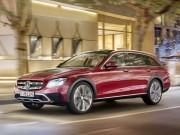 Tin tức ô tô - Mercedes giới thiệu E-Class All-Terrain chuyên off-road