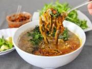 Ẩm thực - Nhớ lắm cháo lươn xanh Quảng Nam