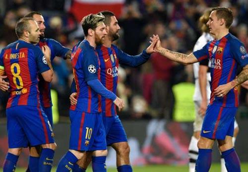 Osasuna – Barcelona: Không được phép hòa nữa - 2