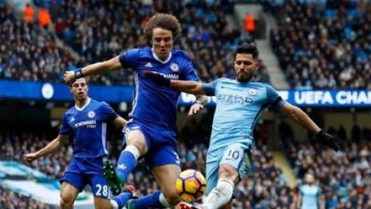 TRỰC TIẾP bóng đá Leicester - Man City: Iheanacho đá chính thay Aguero