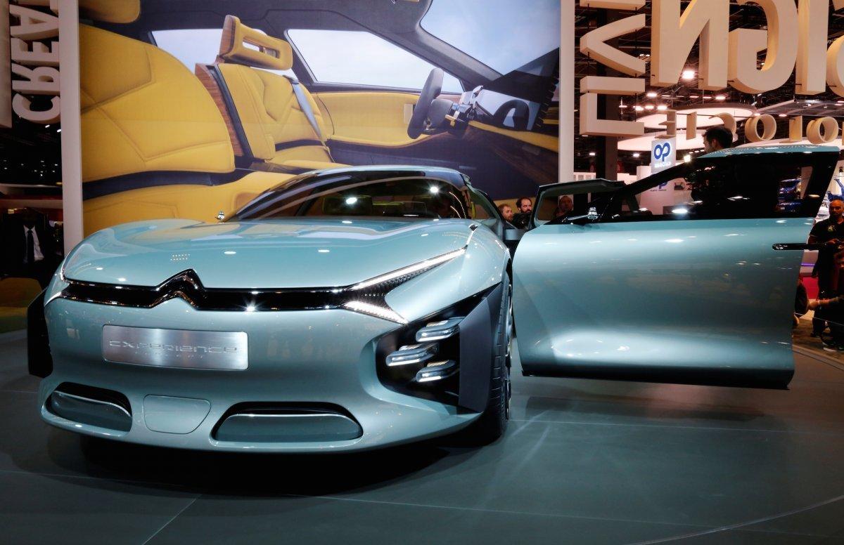 Những mẫu xe concept thú vị nhất trình làng năm 2016 (P2) - 4