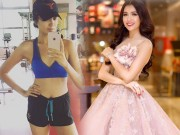 """Thời trang - Á hậu Lệ Hằng """"lột xác"""" trước ngày thi Miss Universe"""