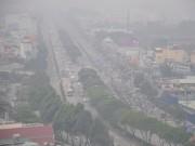 Tin tức trong ngày - SG se lạnh bất thường, sương mù dày đặc lúc sáng sớm