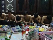 An ninh Xã hội - Đột kích quán karaoke, bắt 15 đối tượng phê ma túy