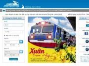 """Tin tức trong ngày - Nhiều website có tên miền giống ngành đường sắt bán vé tàu với giá """"cắt cổ"""""""