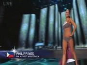 """Thời trang - """"Chiến binh"""" châu Á diễn bikini xuất sắc tại Miss Universe"""