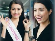 Thời trang - Lệ Hằng gây chú ý ở Philippines trước thềm Miss Universe