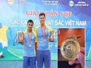 Thể thao - Phần thưởng cho nhà vô địch quần vợt là HCV… bơi lội