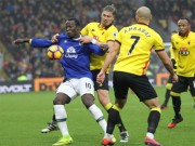 Bóng đá - Watford - Everton: Kịch tính 5 bàn thắng