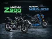 """Thế giới xe - Vì sao Suzuki GSX-S750 khiến Kawasaki Z900 """"đau đầu""""?"""