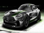 Tin tức ô tô - Mercedes-AMG khẳng định phát triển mẫu xe đua  AMG GT4