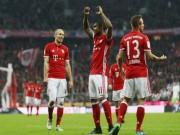 """Bóng đá - Bayern Munich - Wolfsburg: 5 bàn kết liễu """"Bầy sói"""""""