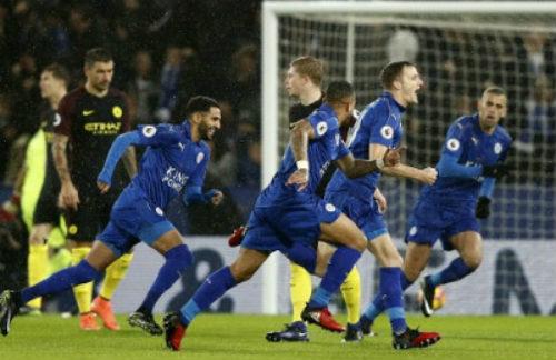 Leicester - Man City: Đòn phủ đầu siêu hạng - 1