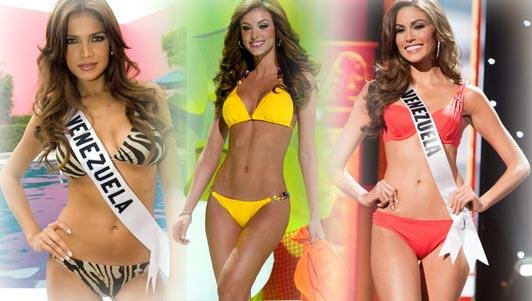"""Đằng cấp trình diễn bikini """"nảy lửa"""" của Venezuela tại Miss Universe"""