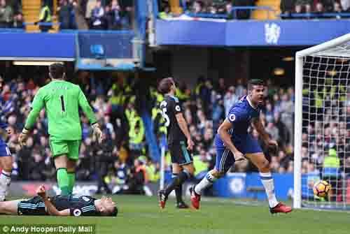 """Chelsea - West Brom: Phút xuất thần của """"Quái thú"""" - 1"""