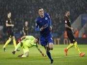 Bóng đá - Leicester - Man City: Đòn phủ đầu siêu hạng
