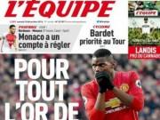Bóng đá - Đến lượt Pogba dính nghi án trốn thuế giống Ronaldo