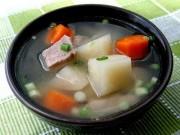 Ẩm thực - Ngày đông hết háo nhờ 8 món ngon, ngọt, mát từ củ đậu