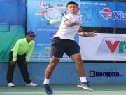 """Thể thao - Tennis: Lý Hoàng Nam đặt mục tiêu """"khó nhằn"""" hơn"""