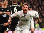 Bóng đá - Báo thân Barca ấm ức, tố trọng tài thiên vị Real – Ramos