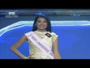 Thời trang - Lệ Hằng catwalk lấn át 10 mỹ nữ quốc tế thi Miss Universe