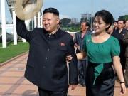 """Thế giới - Có phải vợ Kim Jong-un vừa sinh """"quý tử""""?"""