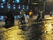 Tin tức trong ngày - Từ chiều tối nay, Nam Bộ sẽ có mưa to đến rất to
