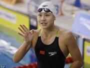 Thể thao - Dính cú sốc, hotgirl bơi lội Trung Quốc bị cấm 2 năm