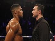 Thể thao - Tin HOT thể thao 11/12: Ấn định ngày Joshua so găng Klitschko