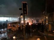 Bóng đá - Tin HOT bóng đá tối 11/12: 38 người chết ở ngoài sân Besiktas