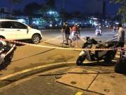 An ninh Xã hội - Va chạm giao thông, nam thanh niên vung dao đâm chết người