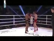 Thể thao - Muay Thái, Buakaw – Kulebin: Nghẹt thở võ đài