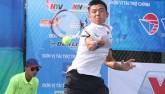 """Tennis: Lý Hoàng Nam đặt mục tiêu """"khó nhằn"""" hơn"""