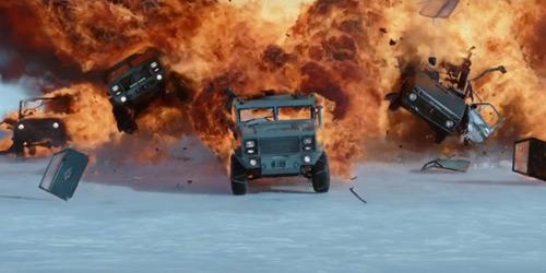 """Fast and Furious 8 chi gần 400 tỉ để """"đập phá xe ô tô"""" - 1"""