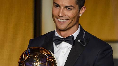 Nếu như lần này đoạt giải QBV thì tổng cộng đã có 4 lần ngôi sao Bồ Đào Nha có được giải thưởng này.