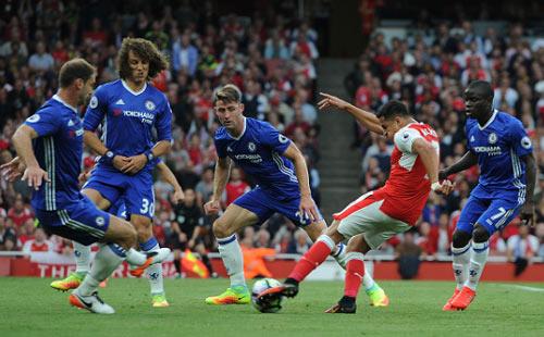 Chelsea sẽ vô địch: Điềm báo Emirates và giấc mơ số 14 - 2
